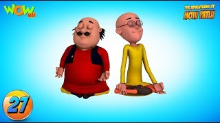 Motu Patlu funny videos collection #27 - As seen on Nickelodeon