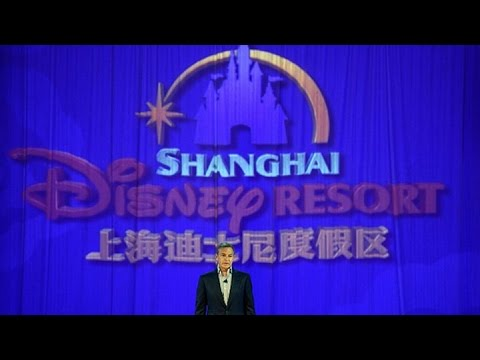 Shanghai Disneyland Is Already Sold Out for Its Opening Day