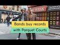 Capture de la vidéo Parquet Courts – Bands Buy Records Episode 11