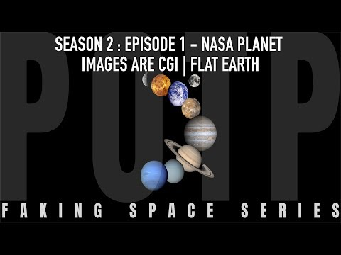 ✅ FAKING SPACE - S2:E1 - NASA PLANET IMAGES ARE CGI | 𝐅𝐋𝐀𝐓 𝐄