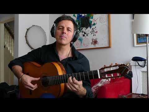 Ramon Ruiz plays a flamenco guitar version of Chopin: Nocturne op 9 no 2.