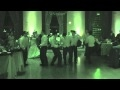 Ping and Elissa's group wedding dance