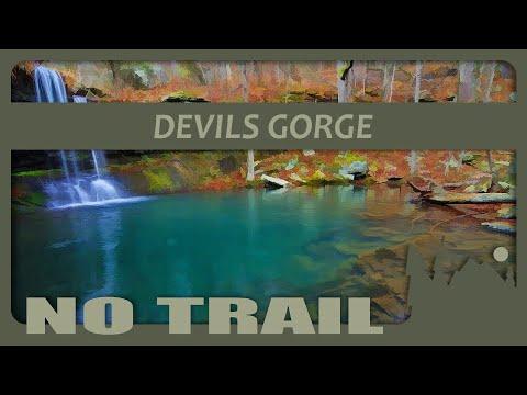 173 Devils Gorge in Franklin County Arkansas