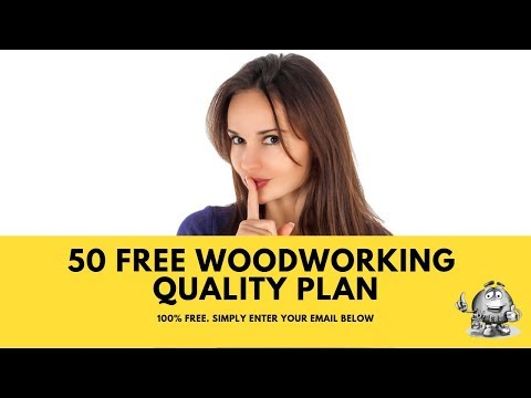 Woodworking plans and projects and Free Woodworking Plans  - You MUST See 👍