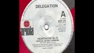 Delegation - Heartache No,9 (Special Remix Version)