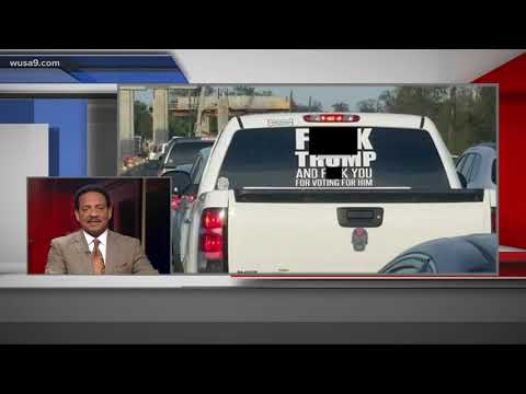 #OffScriptOn9: Is a truck window obscenity freedom of speech or disorderly conduct?