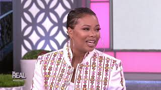 Eva Marcille Discusses Her Ex's Arrest and How She Copes When She Is Overwhelmed