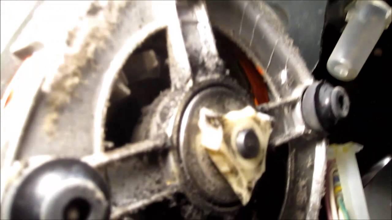 Kenmore Whirlpool Washer Motor Coupler Broken Not