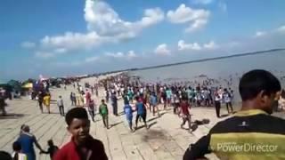 Musapur sea beach Noakhali