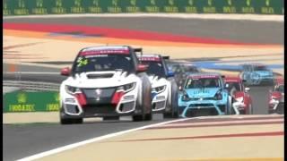 TCR svetska serija Bahrein trka 2