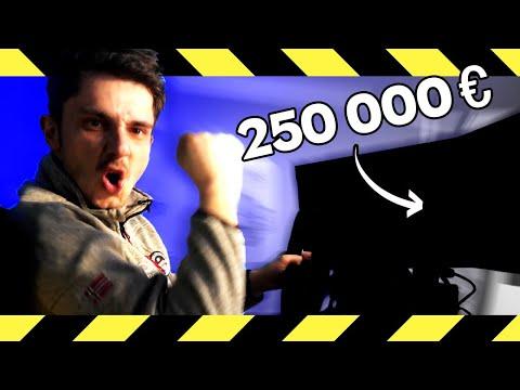 ON TESTE LE JEU VIDÉO A 250.000€ ! thumbnail
