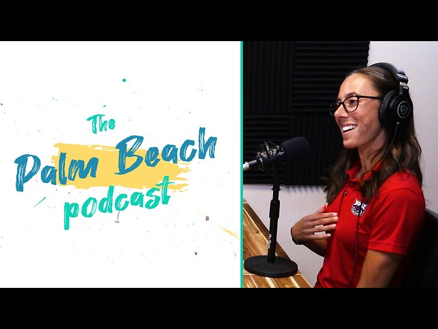 Palm Beach Podcast #15 - Laura Canteri - FAU Exercise Science Professor
