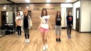 GIRL'S DAY - уроки танцев от южнокорейских девушек