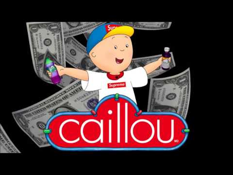 Caillou Theme Song Remix