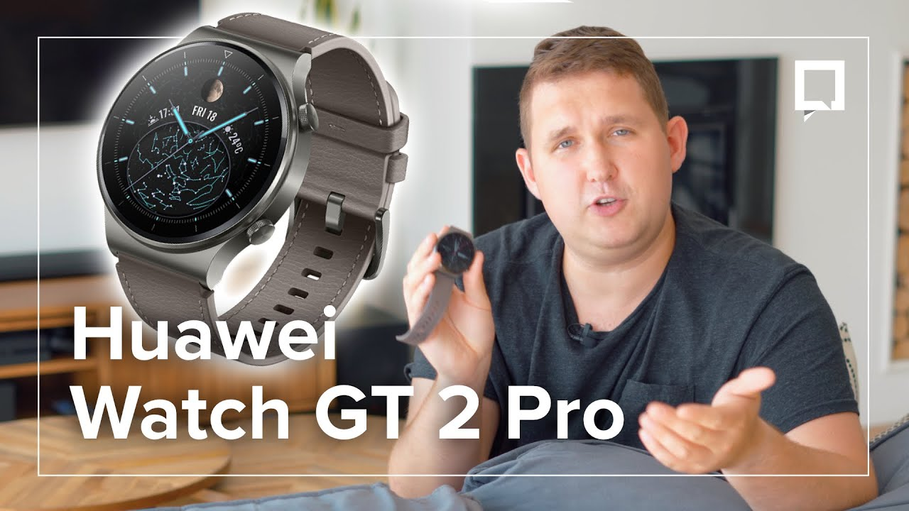HUAWEI WATCH GT 2 PRO - czym różni się od Watch GT 2?