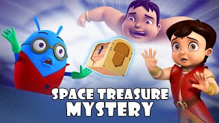 Super Bheem - Space Treasure Mystery | Cartoon for Kids in Hindi