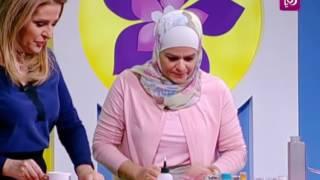 سميرة الكيلاني - تنظيف الاكسسوارات والتحف في البيت