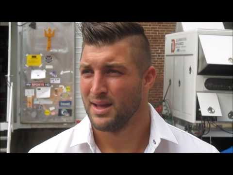 Tim Tebow at Neyland Stadium