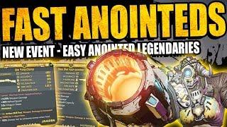 Borderlands 3: MAYHEM ON TWITCH EVENT - Easy Anointed Legendaries & Mayhem Changes - All Details