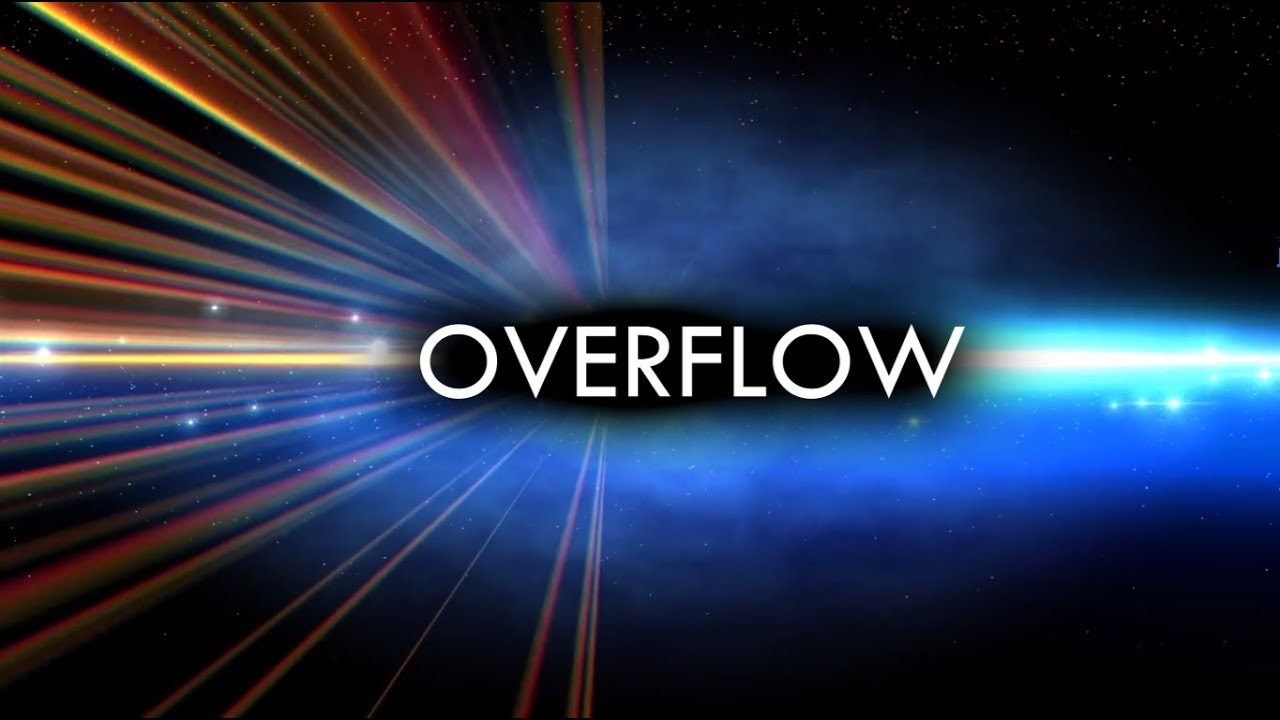 Background image overflow - Planetshakers Overflow Lyric Video
