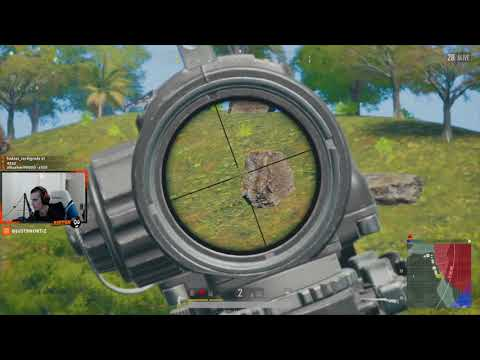 just9n | PUBG 1-MAN SQUAD | 15 Kills | August 11