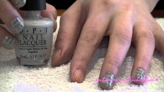 "Newspaper Nail Art Tutorial: ""Got the words right on my finger tips"""