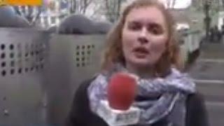 Журналістка Кацярына Андрэева адказвае АМАПаўцам
