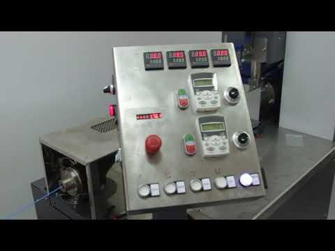 Экструзионная линия для производства филамента ABS / PLA 1,75мм и 3мм. для 3D принтеров.