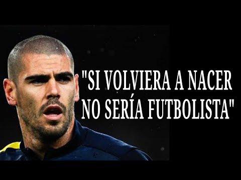 Víctor Valdés de Campeón del Mundo al Retiro