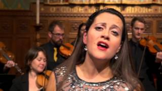 HANDEL Tornami a vagheggiar - Amanda Forsythe & Apollo