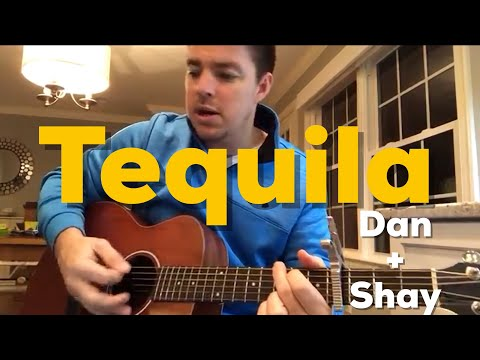 Mix - Tequila | Dan + Shay | Beginner Guitar Lesson