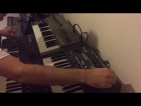 Mindsphere@Studio - Live Recording. TB303-TR606-SH101-JP8000-JP8080-KSRACK-Minibrute