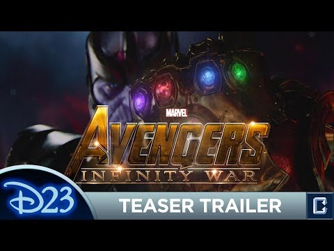 'Avengers: Infinity War' Trailer Review - D23 Expo 2017