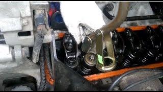 Замена маслосъемных колпачков или очередные работы по двигателю