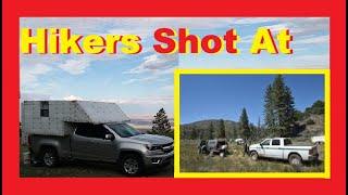Rangers Shoot Man In State Park RV Living Full Time Van Life Nomad