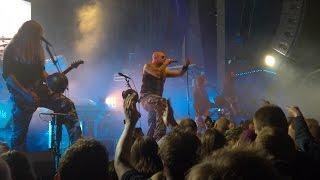 Sabaton - Blood of Bannockburn (HD) Live at Sentrum Scene,Oslo,Norway 26.03.2017