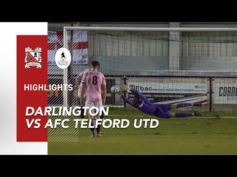 Darlington Telford Goals And Highlights