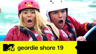 EP #8 CATCH UP: The Geordie Squad Get Wet & Wild In Cardiff | Geordie Shore 19