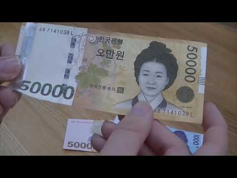 Currency Review - South Korean Won