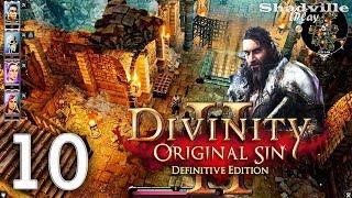 Divinity: Original Sin 2 - Definitive Edition Прохождение #10: Магистр-псарь