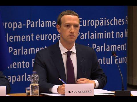 زوكربرغ يعتذر أمام البرلمان الأوروبي  - نشر قبل 4 ساعة