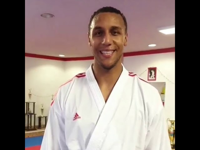 KARATE - Jonathan Horne wishes you happy holidays