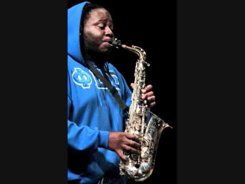 Rap Song By TPAIN Covered By Alto Saxophonist LAJ