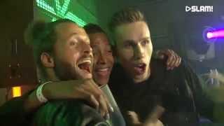 Nicky Romero (Full live-set) at SLAM! MixMarathon live from ADE