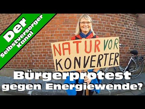 Energiewende und Bürgerproteste