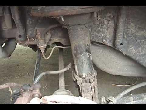 Subaru Station Wagon >> 1995 Subaru Legacy - Full DIY: rear strut replacement - YouTube