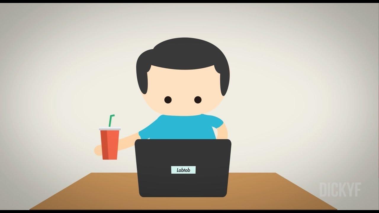 Ilm Animasi Belajar Buang Sampah Youtube