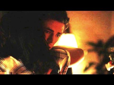 Barry tells Iris he's in love with her 1x09 scene
