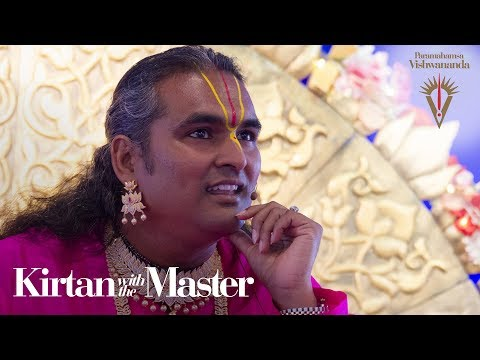 Sri Krishna Chaitanya | Kirtan with the Master