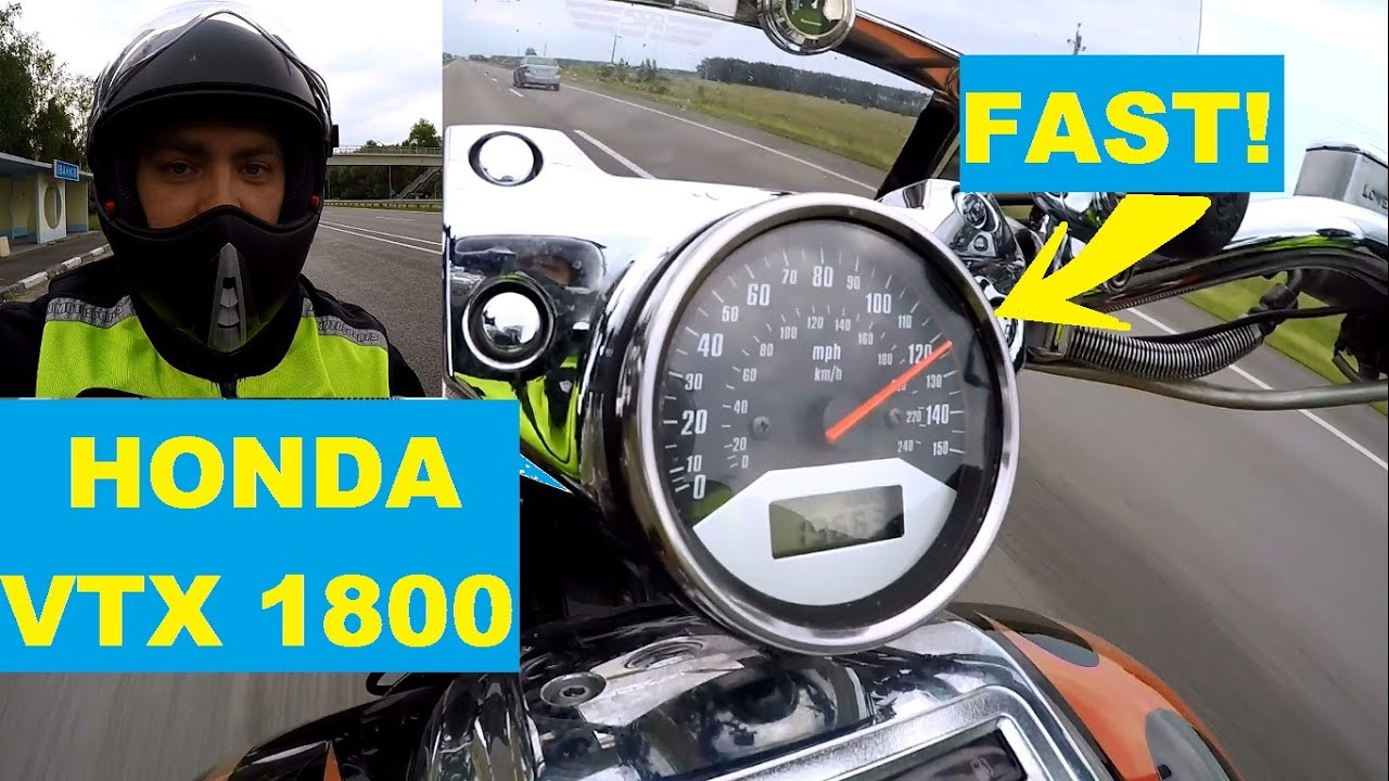 Honda VTX Series - Wikipedia